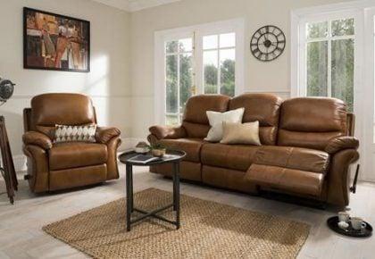 LA-Z-Boy Savannah Leather