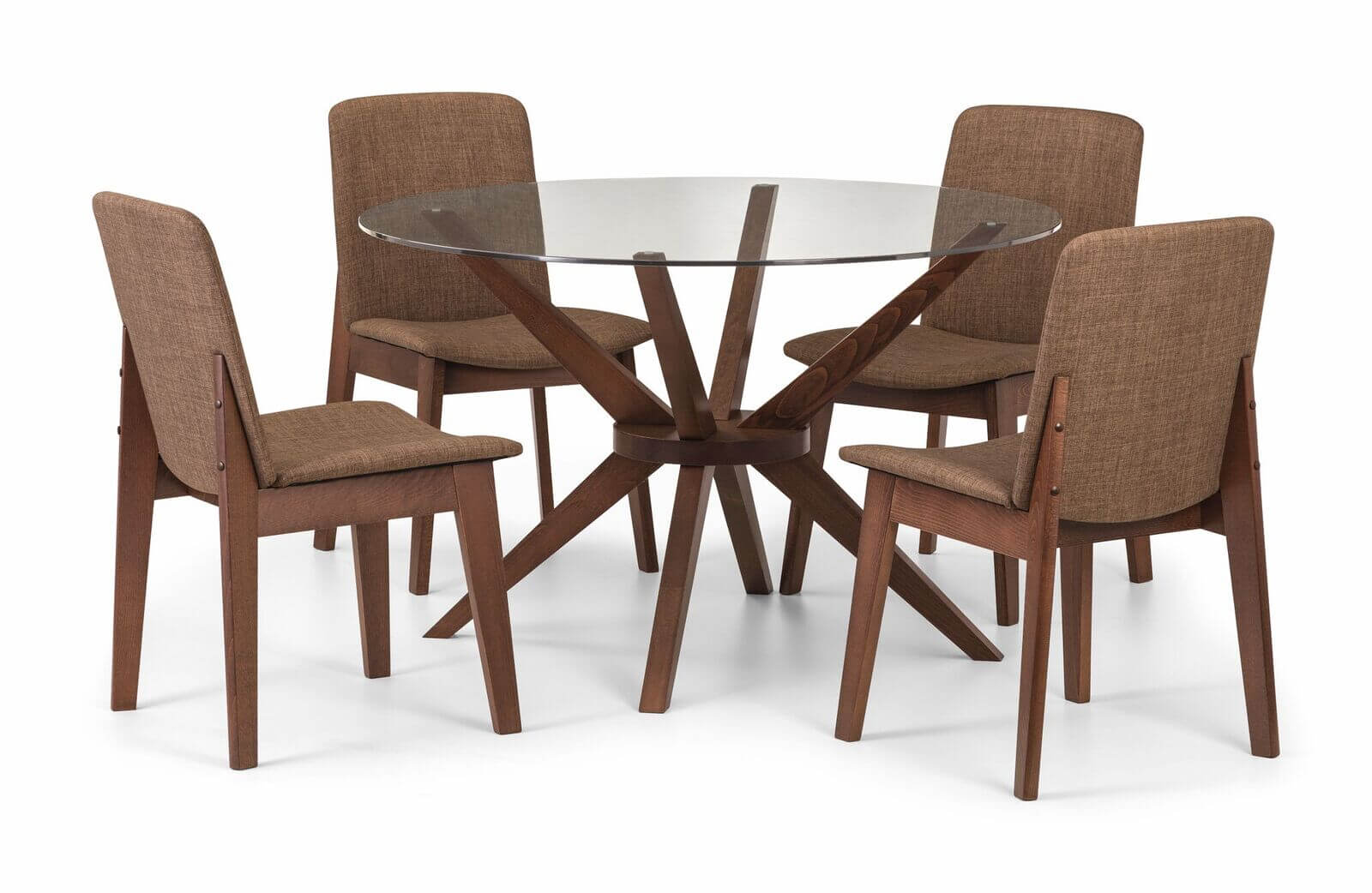 Chelsea Dining Set (Table + 4 Kensington Chairs)