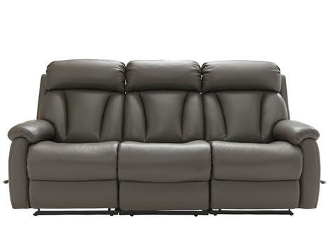 LA-Z-Boy Georgina 3 Seater Fixed Sofa