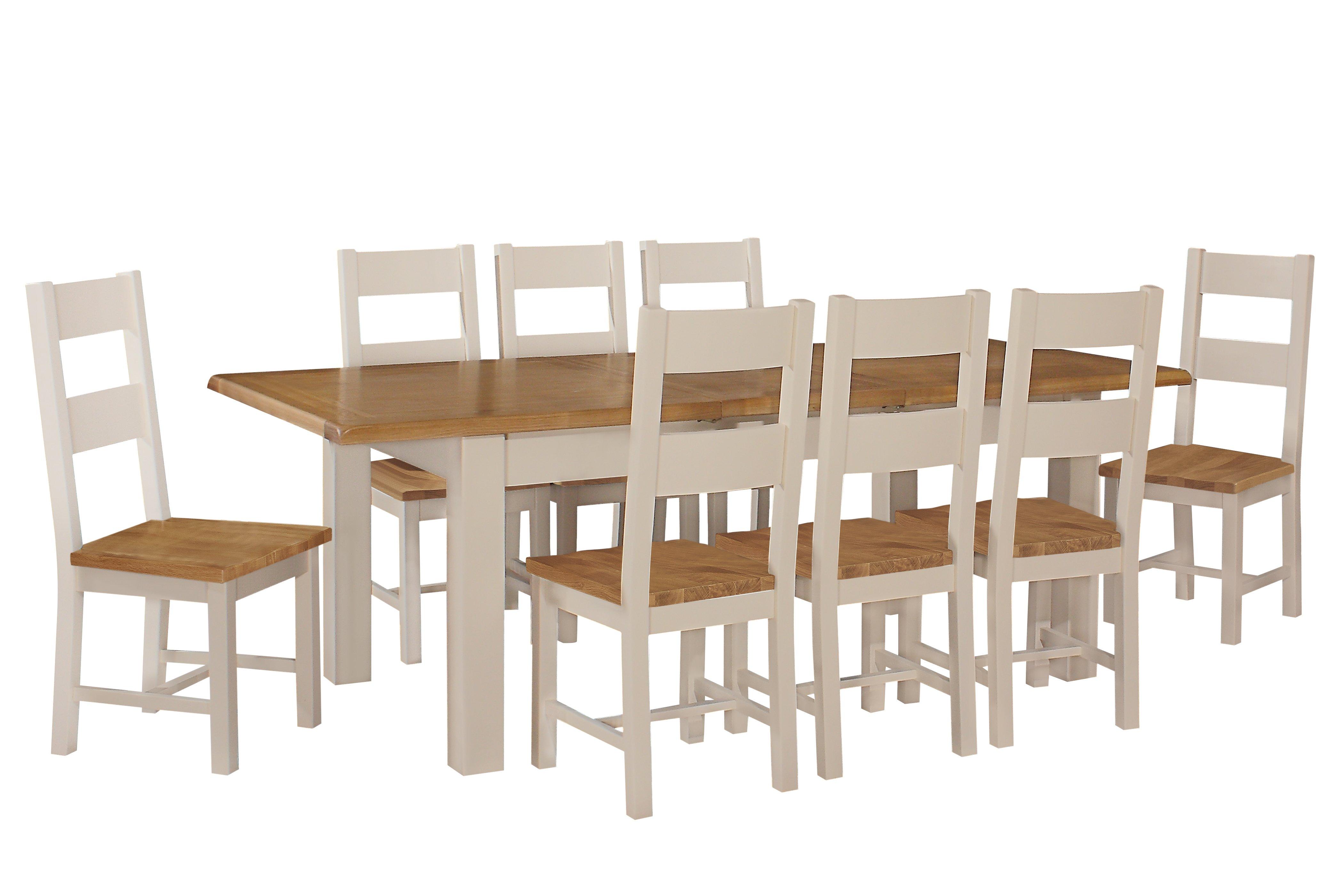 Juliet Large Dining Set