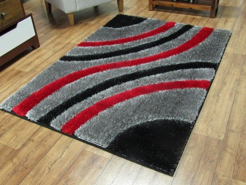 1583 Grey/Red