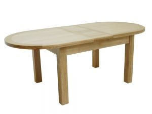 Auckland Oval Extending Table