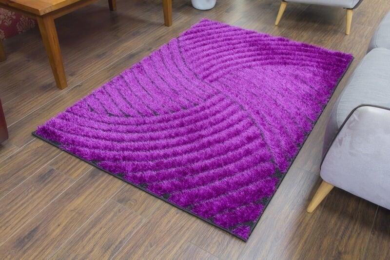 3076 Purple/Black