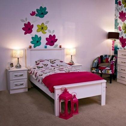 Avoca White Bedroom
