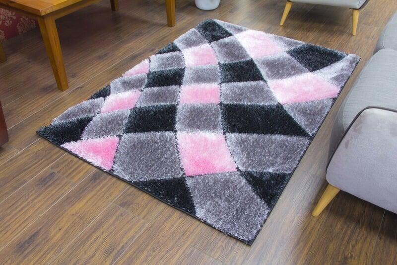 4032 Grey/Pink