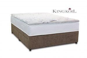 King Koil 5' Jupiter Pillow-top Mattress