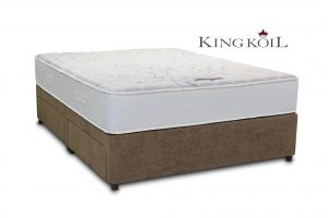 King Koil 5' Venus Divan Bed