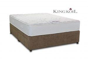 King Koil 6' Venus Divan Bed
