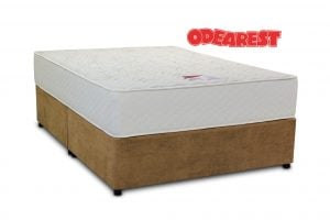 "Odearest 4'6"" Bluebell Divan Bed"