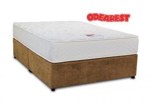 """Odearest 4'6"""" Primrose Divan Bed"""