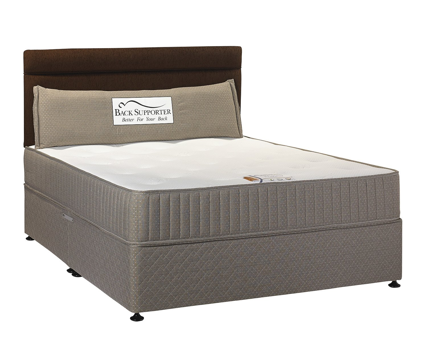 Back Supporter Reflex 5' Divan Bed