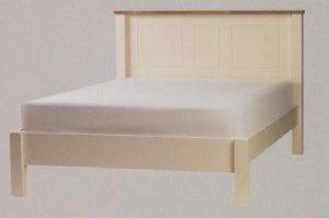 Benedict Zen 5' Low End Bed