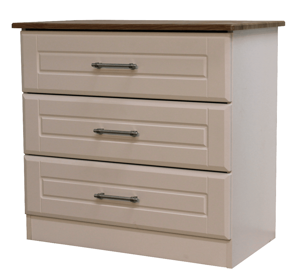 Blackwater 3 Drawer Chest