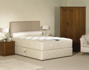 "Briody Champagne 4'6"" Mattress"