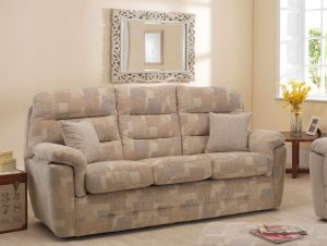 Buckingham Three Seater