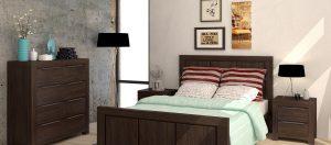 Cabannas 6' Bedroom Set