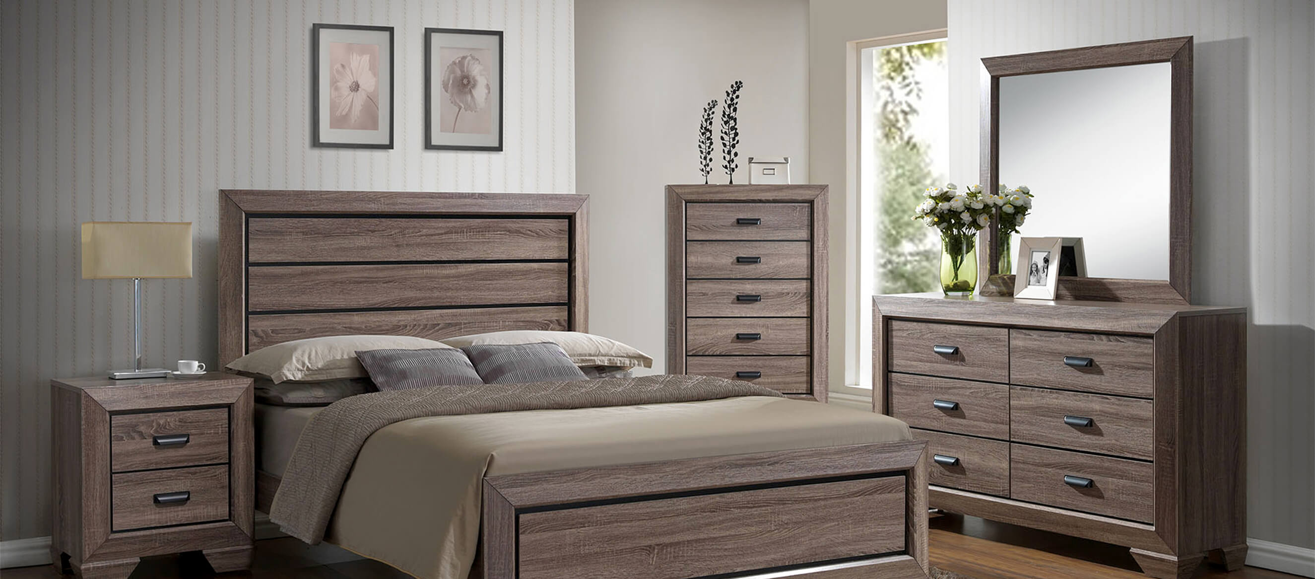 Cairo Bedroom Set