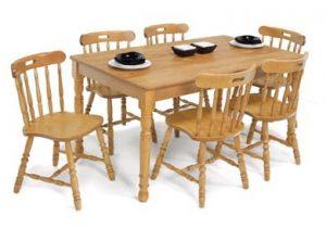 Classic 4' Rectangular Table