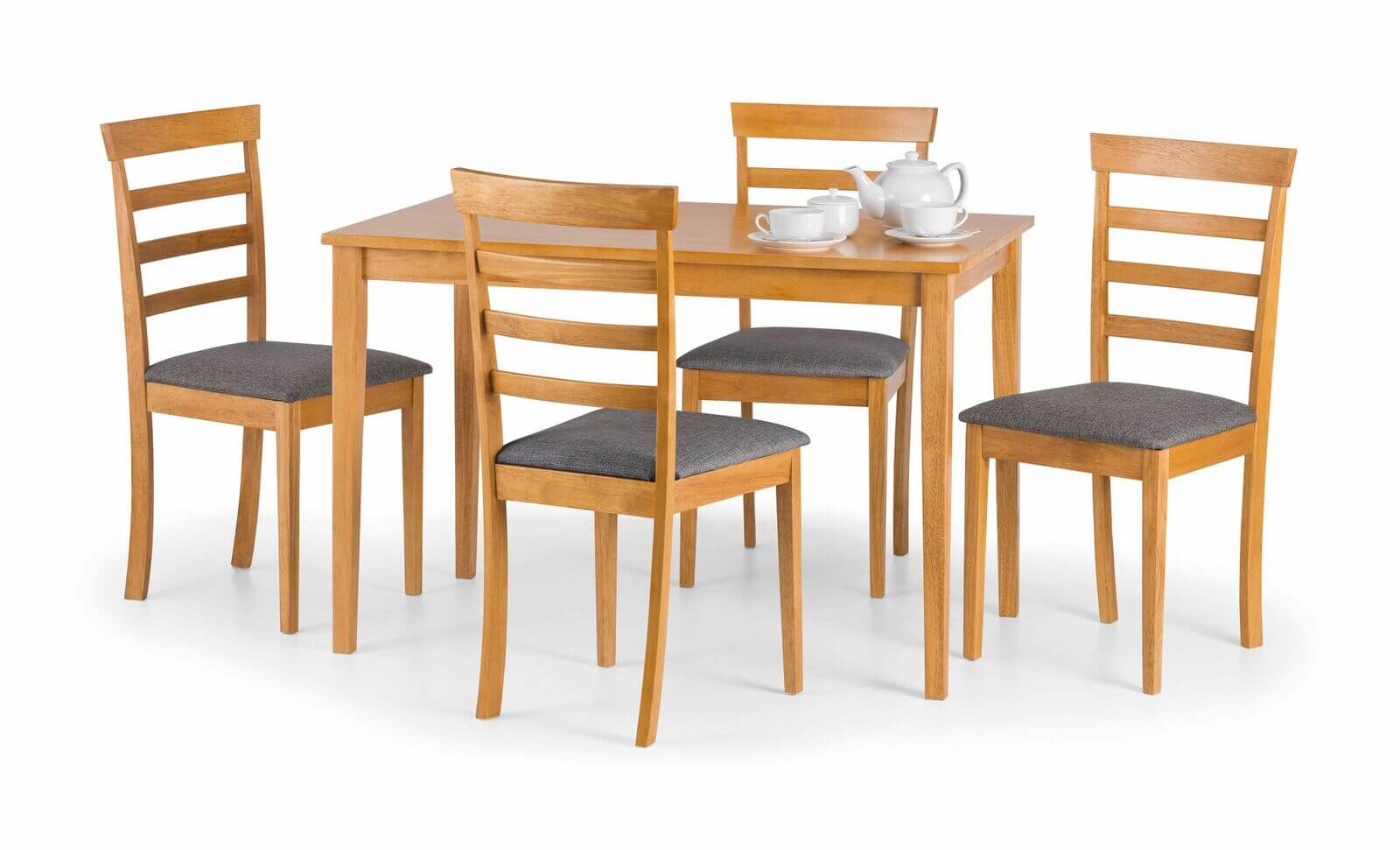 Cleo Dining Set (Table + 4)