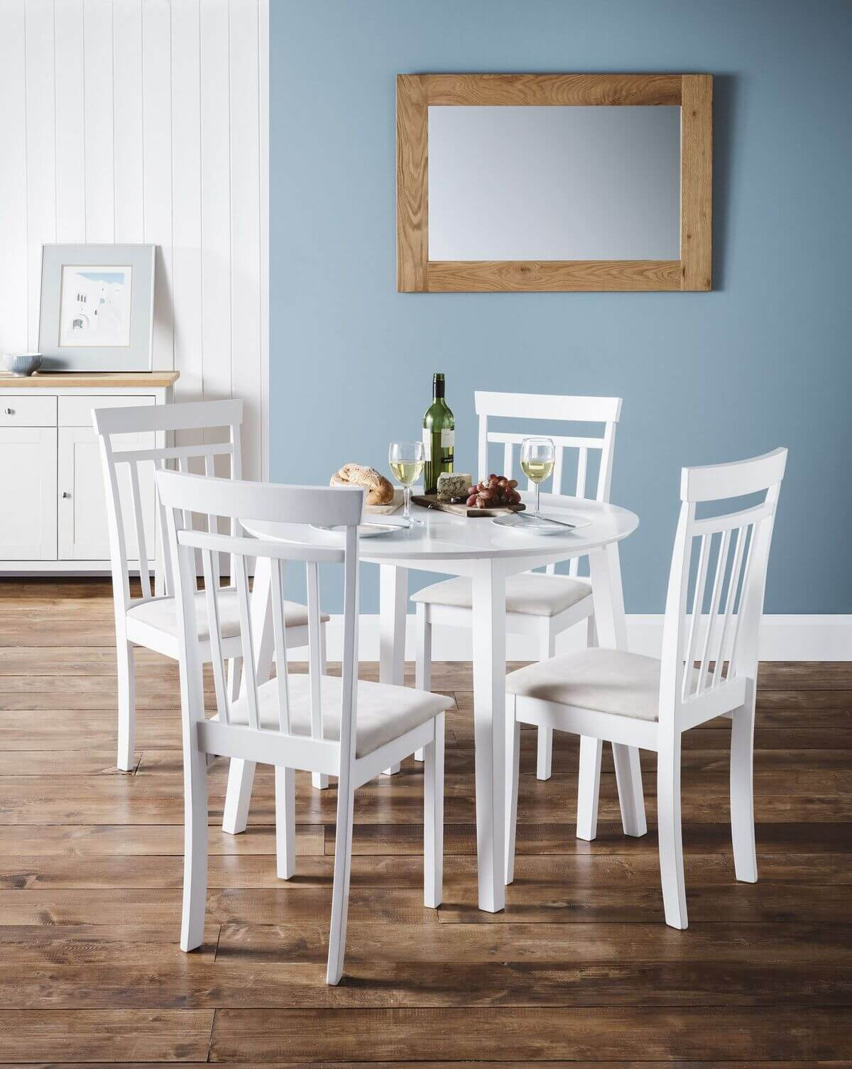 Coast Dining Set (Table + 4)