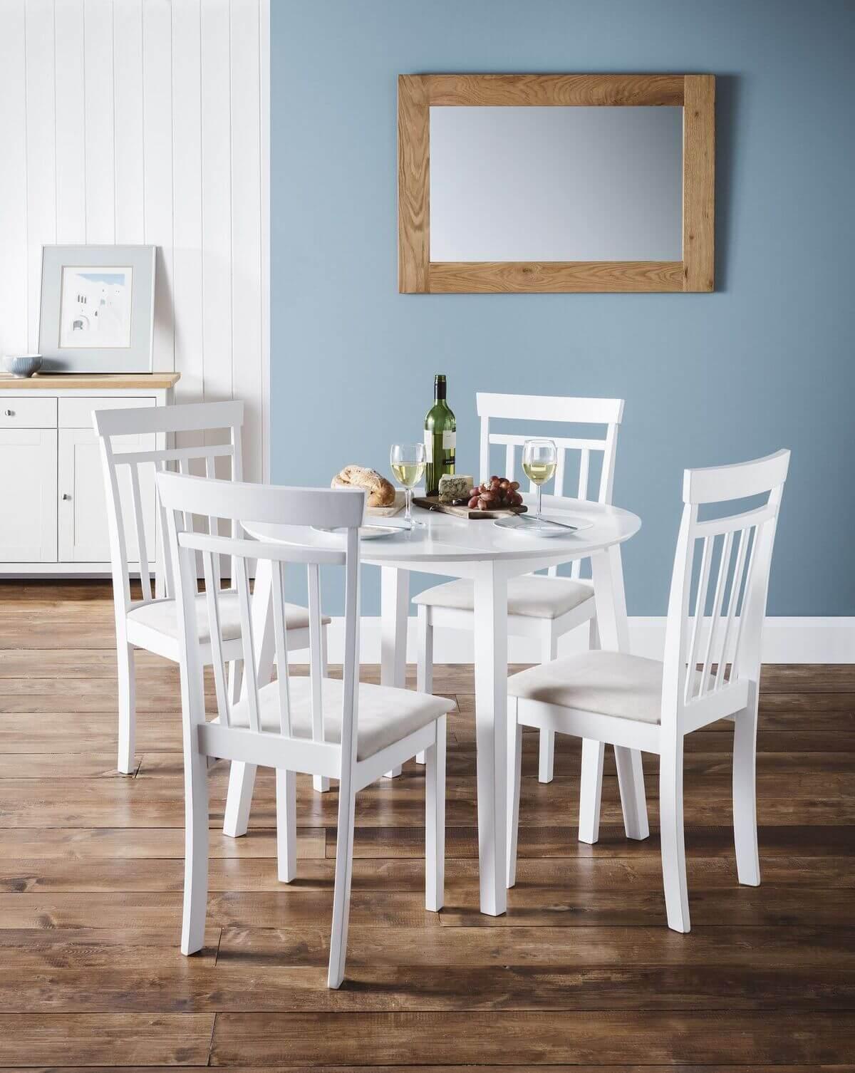 Coast Dining Set (Table + 4)