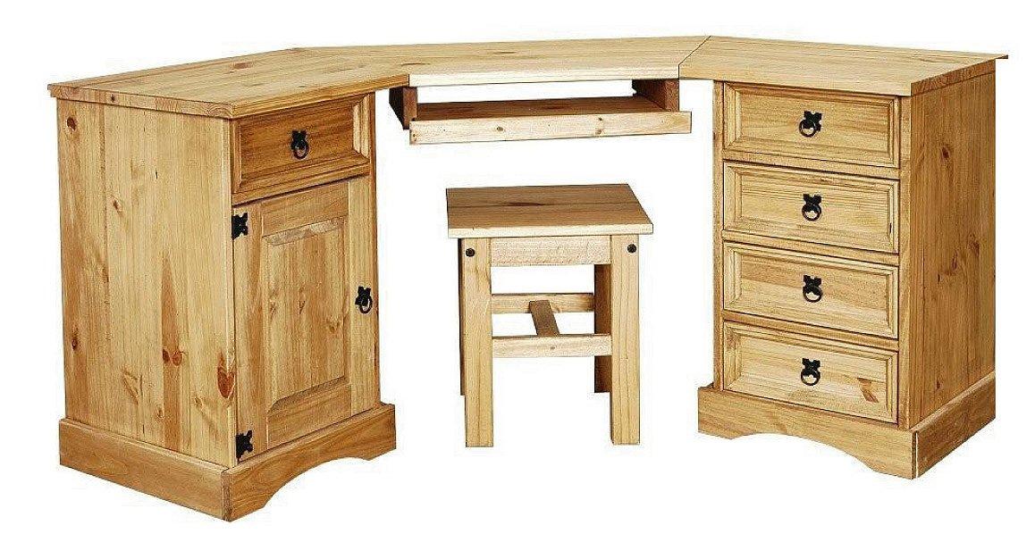 Corona computer table Corner