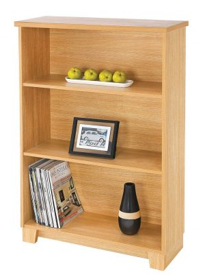 Corrib Low bookcase 2