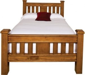 "Country 4'6"" Bed"