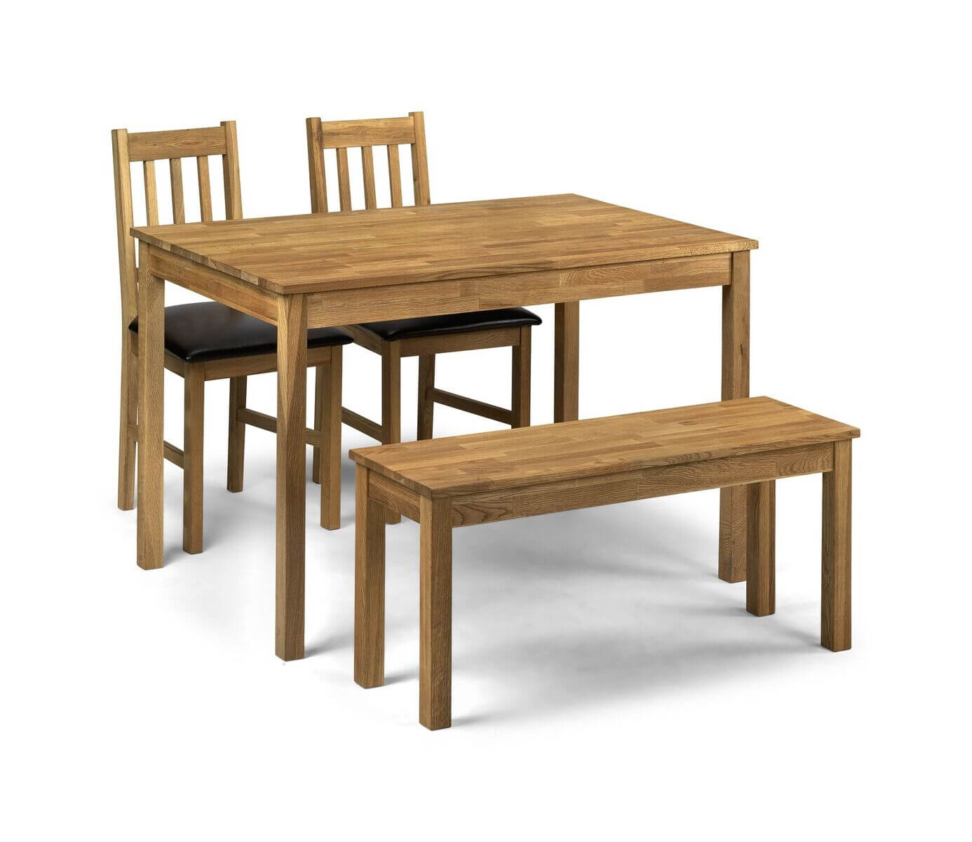 Coxmoor Dining Set (Table + 2 + Bench)