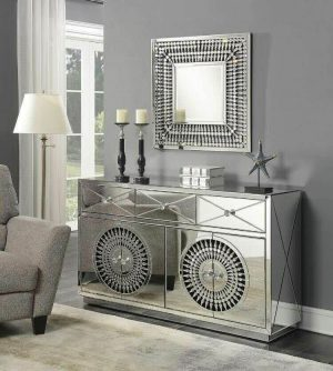 Crystal Large Sideboard