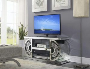 Crystal TV Unit
