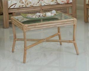 Cuba Cane Coffee Table