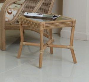 Cuba Cane Side Table