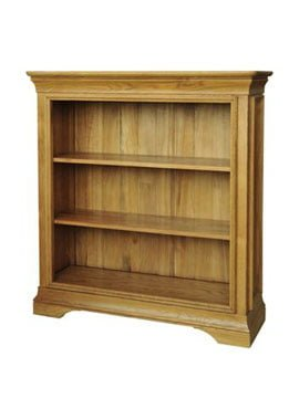 Calais Low Bookcase