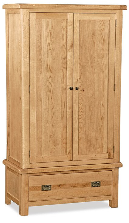 Salisbury Double Wardrobe