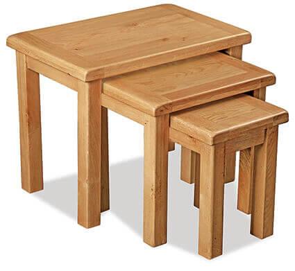 Salisbury Nest of Tables
