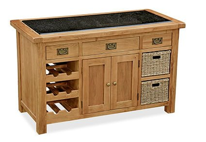 Salisbury Kitchen Island