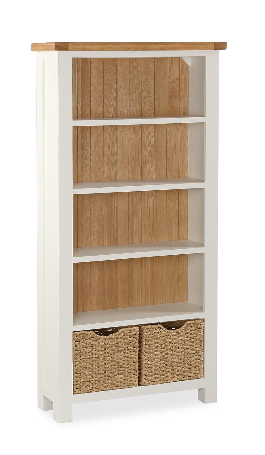 Suffolk Large Bookcase