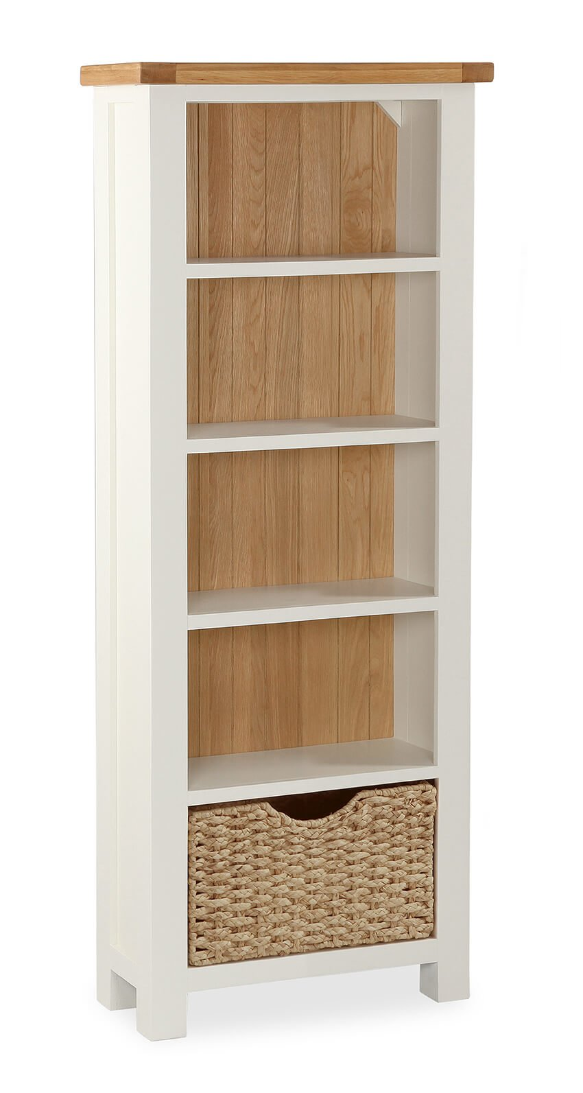 Suffolk Slim Bookcase