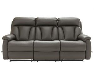 LA-Z-Boy Georgina 3 Seater Fixed Sofa