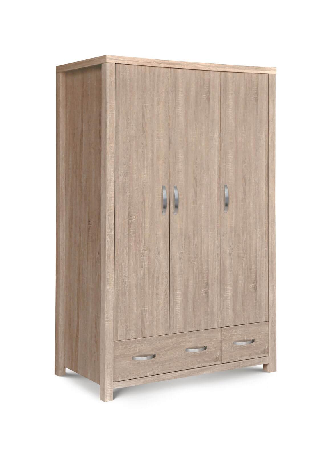 Hamilton 3 Door Wardrobe