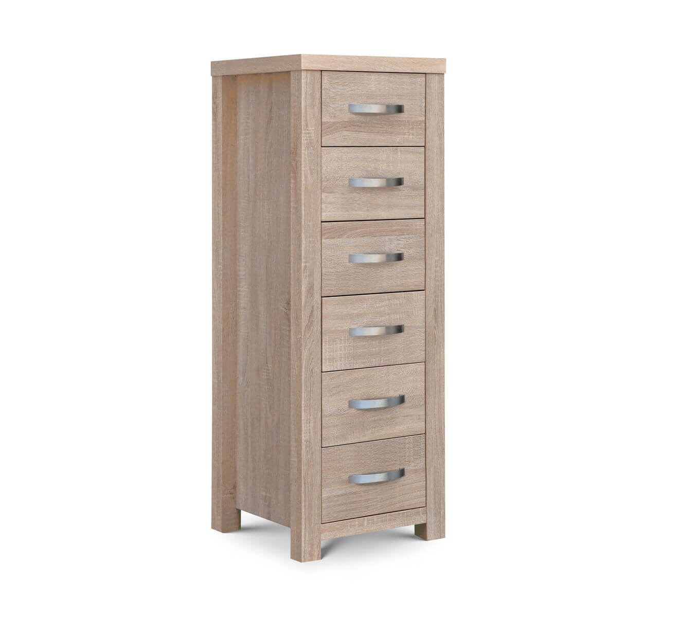 Hamilton 6 Drawer Narrow Chest