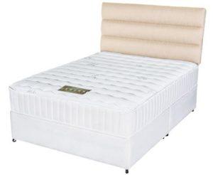 Healthy Option 4' Divan Bed