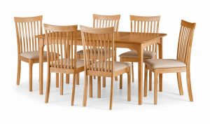 Ibsen Dining Set (Table + 4)