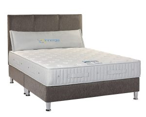 "Innergy 1600 Visco 4'6"" Divan Bed"