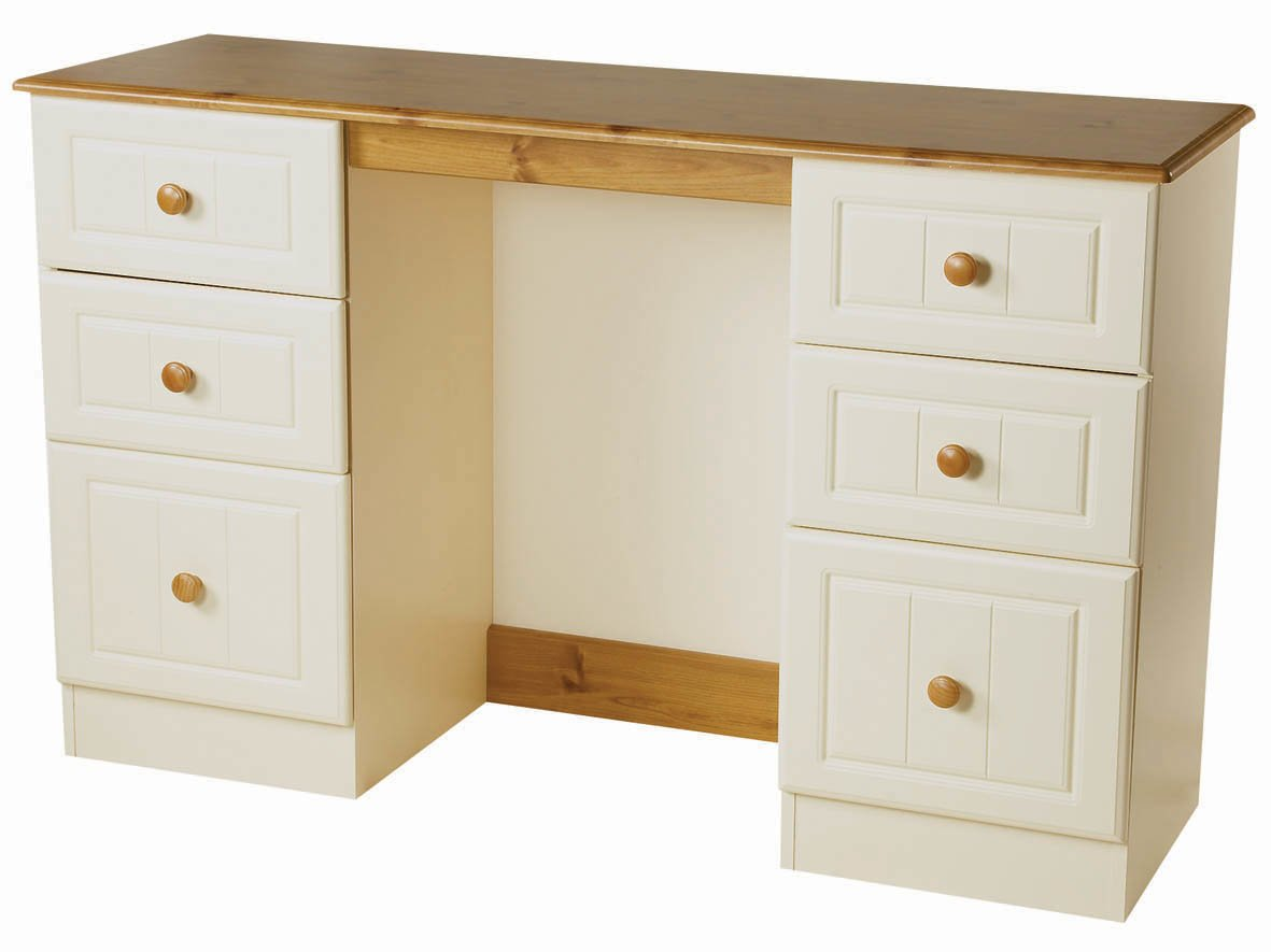 Inspirations Kneehole Dressing Table