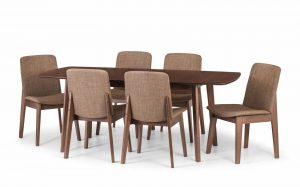 Kensington Dining Set (Table + 6)