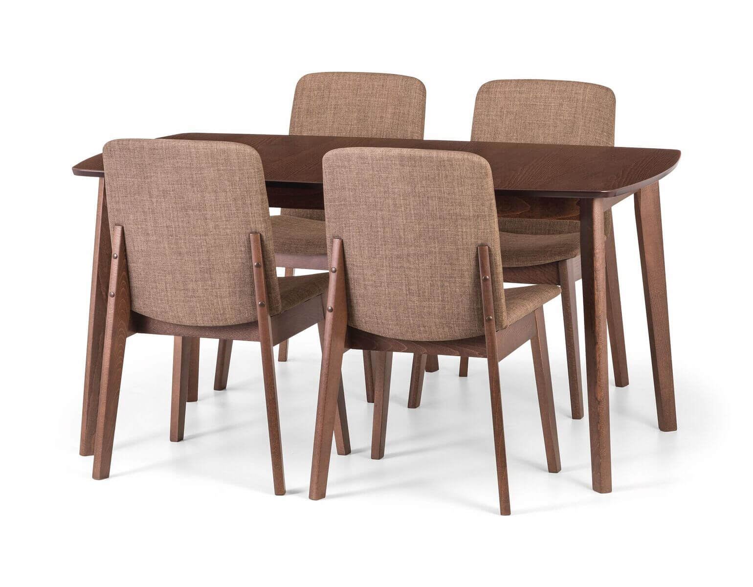 Kensington Dining Set (Table + 4)