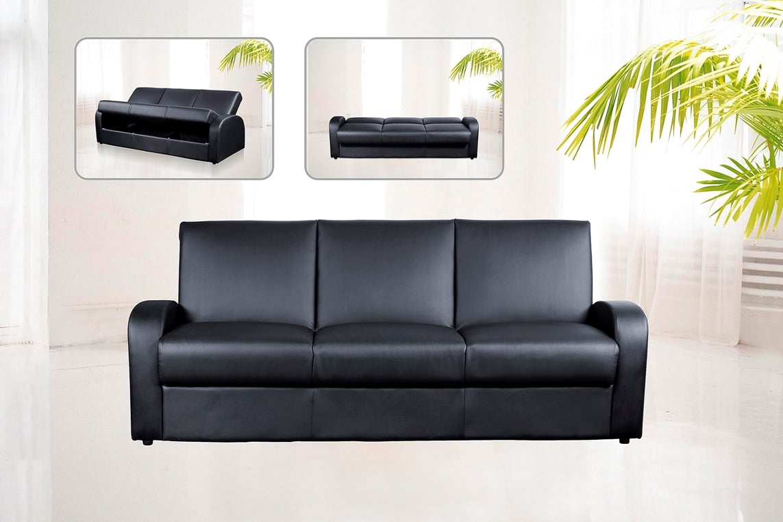 Kimberly Sofa Bed with Storage