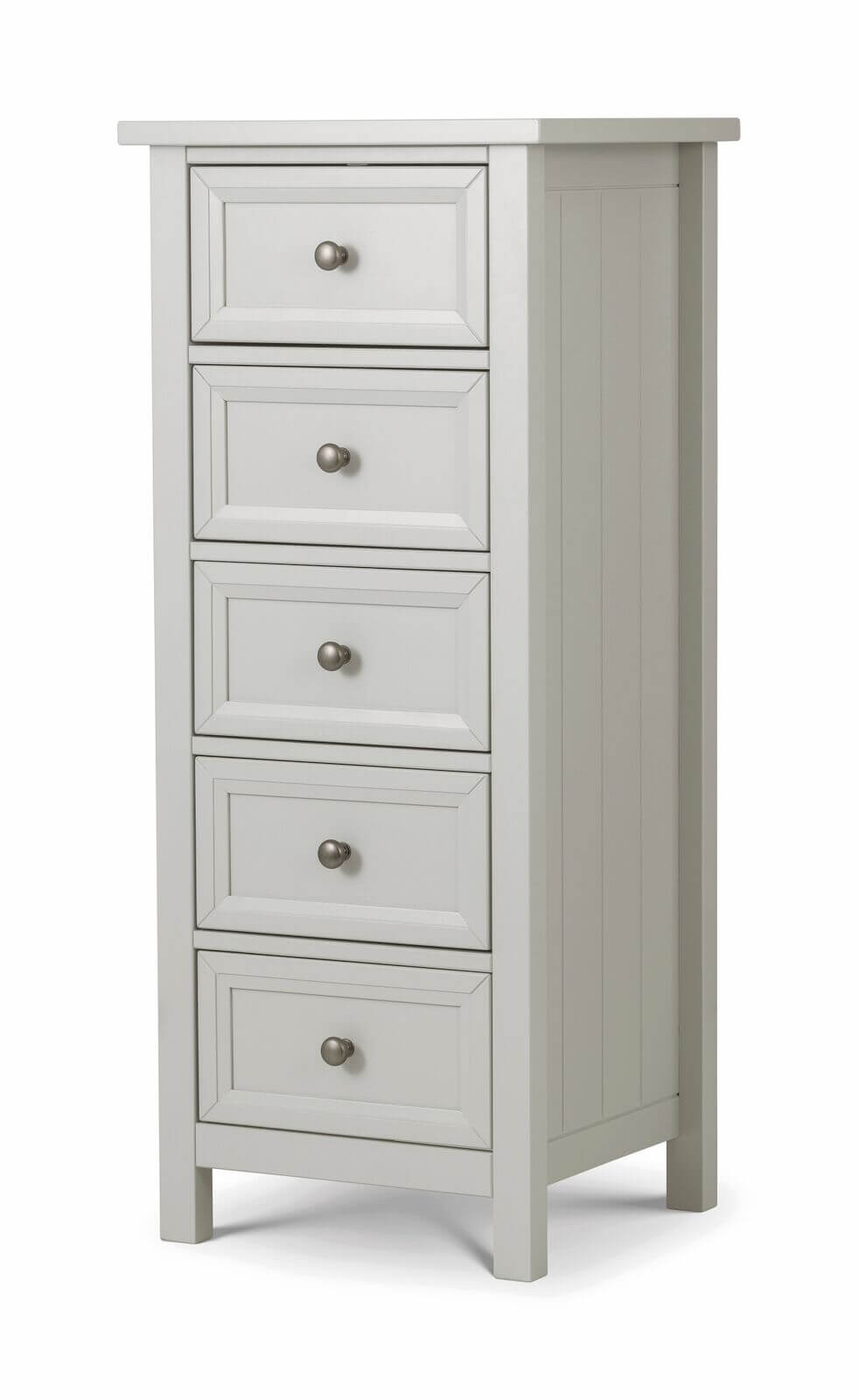 Maine 5 Drawer Tallboy